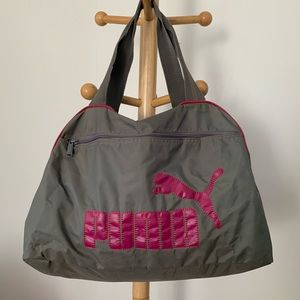 Women s Puma Duffle Bag on Poshmark 2e1a66f325